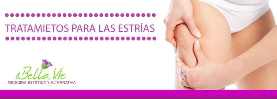 Eficaces tratamientos para las estrías en Medellín