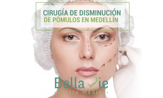 La cirugía para disminución de pómulos en Medellín, puede ser la solución perfecta para ti
